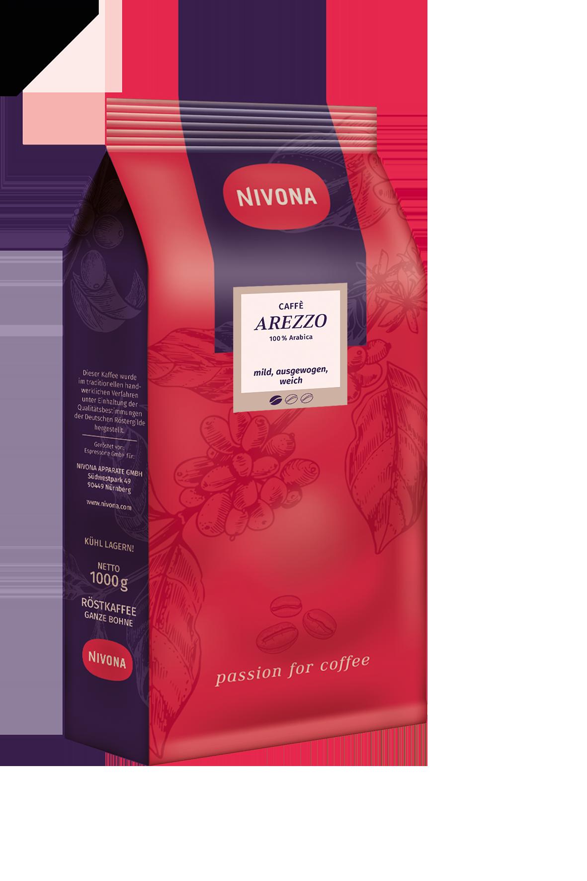 CAFFÈ AREZZO (100% kõrgmäestiku araabika)